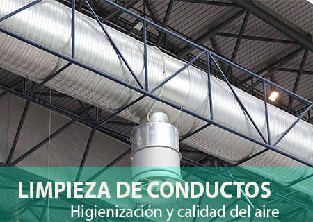Cliner, empresa de limpieza profesional especializada en limpieza de conductos y torres de refrigeración.