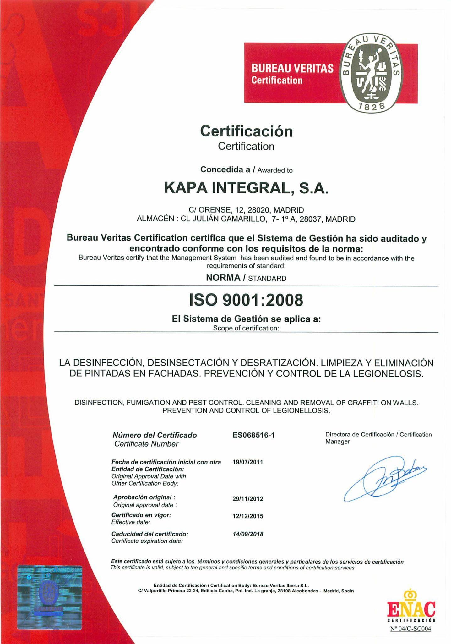 9001-kapa